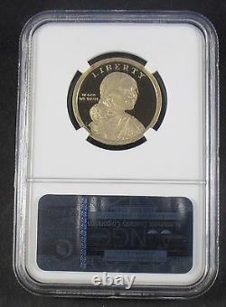 2013 S Sacagawea $1 Treaty With The Delawares NGC PF70 U C Early Releases