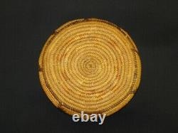 A Very Nice, Early Mission olla basket, Native American Indian, c. 1908