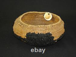 A Very Rare and Early Chukchansi Basket, Native American Indian, c. 1895