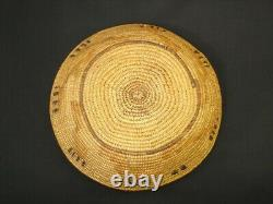 An Early and Large Mission basket, Native American Indian, c. 1910