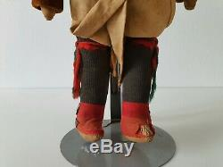 Antique Native American Navajo Doll Late 19th or early 20th Century