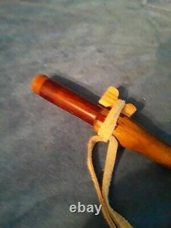 Early 1984 Hawk Littlejohn Native American Flute