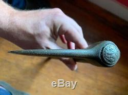 Early Native American Pole Tomahawk