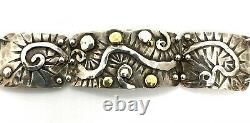 Early William Spratling Sterling Silver Bracelet 5. 3/4