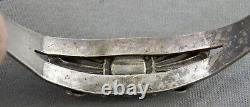 Early and Scarce Navajo Tourist Bracelet by SILVER ARROW
