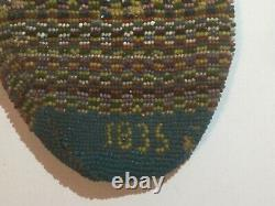 Native American very early pouch circa 1835 east coast