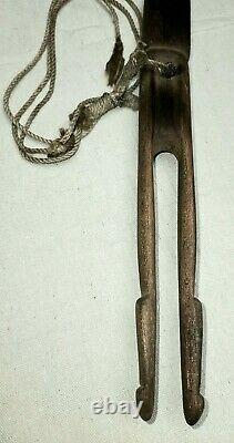 VERY NICE NORTH WEST COSST LEESTER SPEAR. BRITISH COLUMBIA. EARLY TO MID 1900s