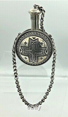 VINTAGE rare NAVAJO early SUNSHINE REEVES CANTEEN COLLECTABLE stamped SS signed