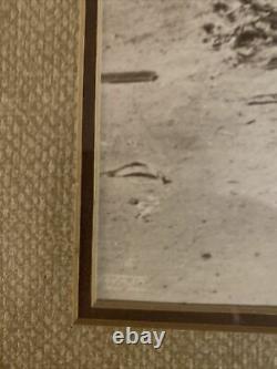William Pennington Navajo Native American Photograph Print, Early 1900s Framed
