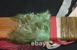 Antique Catlinite Pipe Lakota Sioux Début 20e C