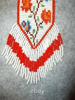 Au Début Des Années 1900, Nez Perce Perled Tie