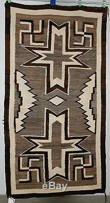 Au Début Tapis Navajo, Couverture Tissage Amérindien Journal Cristal Tourbillonnant