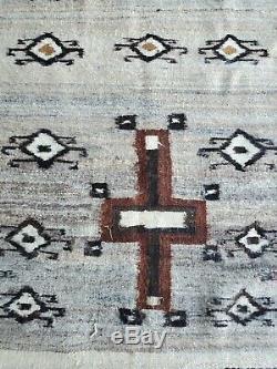 Native American, Couverture De Selle Navajo Début Du 20e Siècle