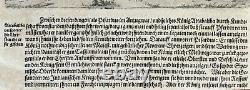 Plaque De Cuivre Indienne Indigène Américaine Amérindienne 1590 Theo De Bry