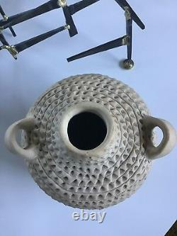 Premiers Travaux Par Jessie Garcia Acoma Pueblo Pottery New Mexico Native American