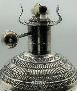 Sunshine Reeves Lantern Lamp Early Vintage Incroyable Collectionable Ss Signé