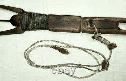 Très Beau Nord-ouest Cosst Leester Spear. Colombie-britannique. Du Début Au Milieu Des Années 1900