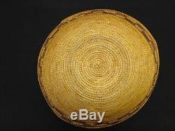 Un Panier Rare Early Chumash, Amérindien, Vers 1880